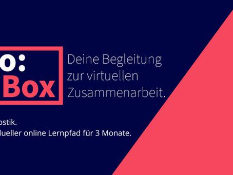 Co:Box - Fitmacher für die virtuelle Zusammenarbeit