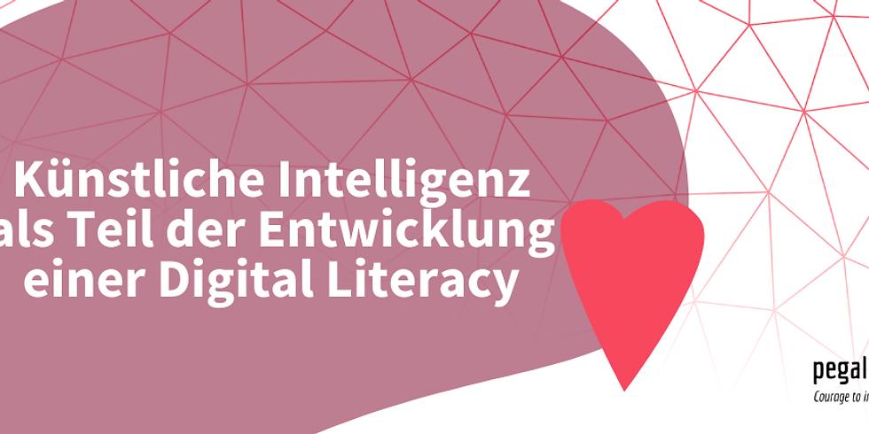 Künstliche Intelligenz als Teil der Entwicklung einer Digital Literacy 💡
