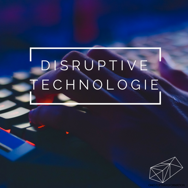 Disruptive Technologie