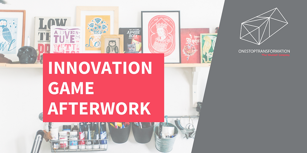 Innovation Game Afterwork