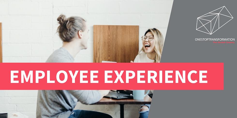 Employee Experience: Die Zukunft der Arbeit dreht sich um den Mensch.