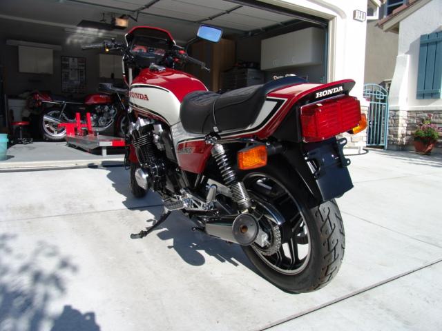 1983 CB1100F Finished Restoration (26)
