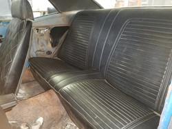 69 Camaro Z/28 Restoration