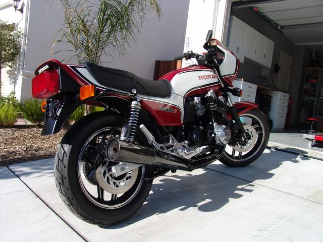 1983 CB1100F Finished Restoration (23)