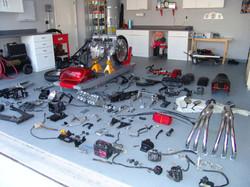 Anatomy of a Honda CBX 1
