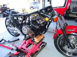 1983 CB1100F Restoration (178)
