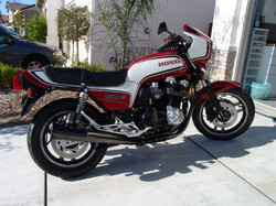 1983 CB1100F Finished Restoration (22)