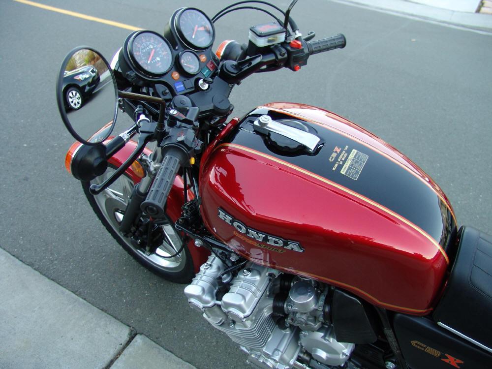 1979 Honda CBX Frame Off Restoration