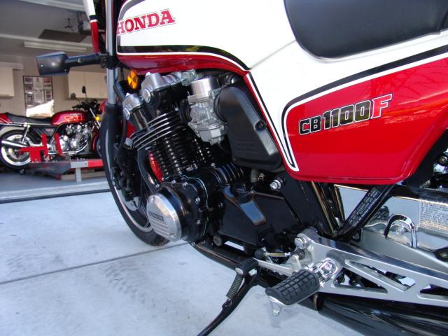 1983 CB1100F Finished Restoration (15)