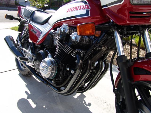 1983 CB1100F Finished Restoration (28)