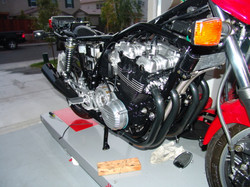 1983 CB1100F Restoration (185)