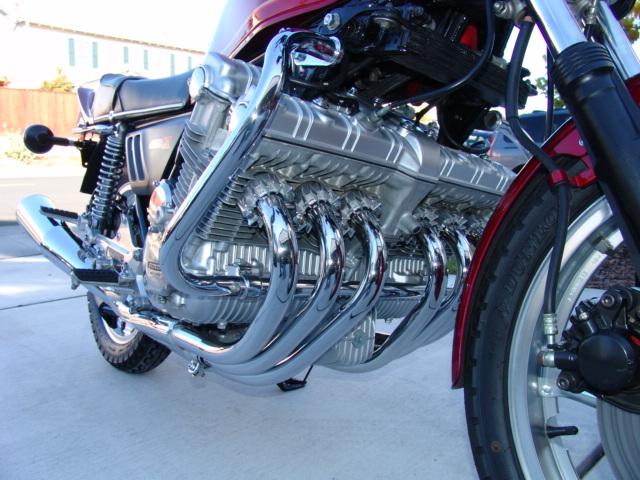 Honda CBX 100 Point Restoration