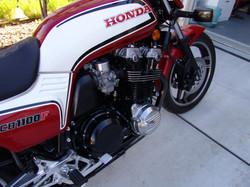 1983 CB1100F Finished Restoration (2)