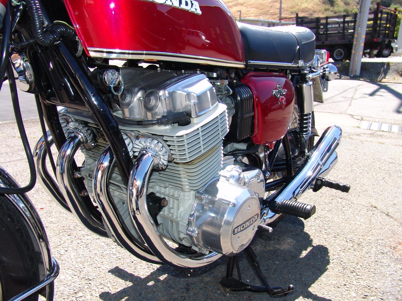 1970 Honda CB750 K0 Restoration