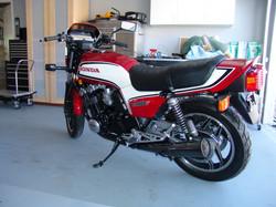 1983 CB1100F Finished Restoration (20)