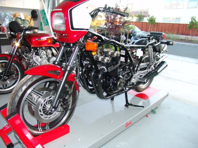 1983 CB1100F Restoration (182)