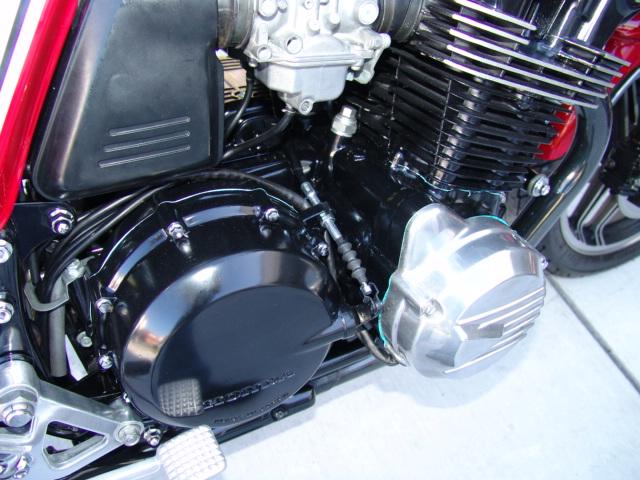 1983 CB1100F Finished Restoration (18)
