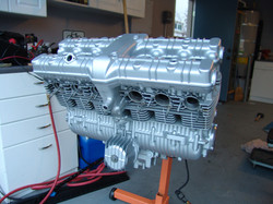 Honda CBX Engine Restoration