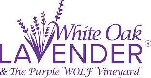 White Oak Lavender Farm and Vinyard2 Log