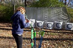 Archery on campus