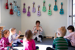 Music lesson for Lower School