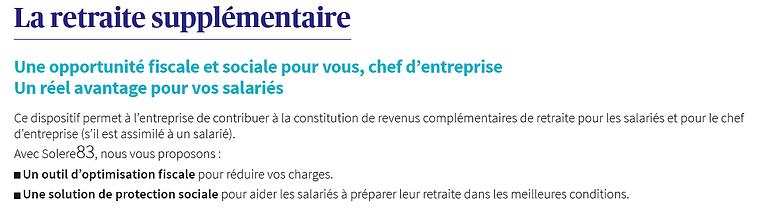 Une opportunité fiscale et sociale pour vous, chef d'entrerise, un réel avantages pour vos salarié