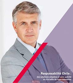Rescponsabilité civile et image d'un chf s'entreprise