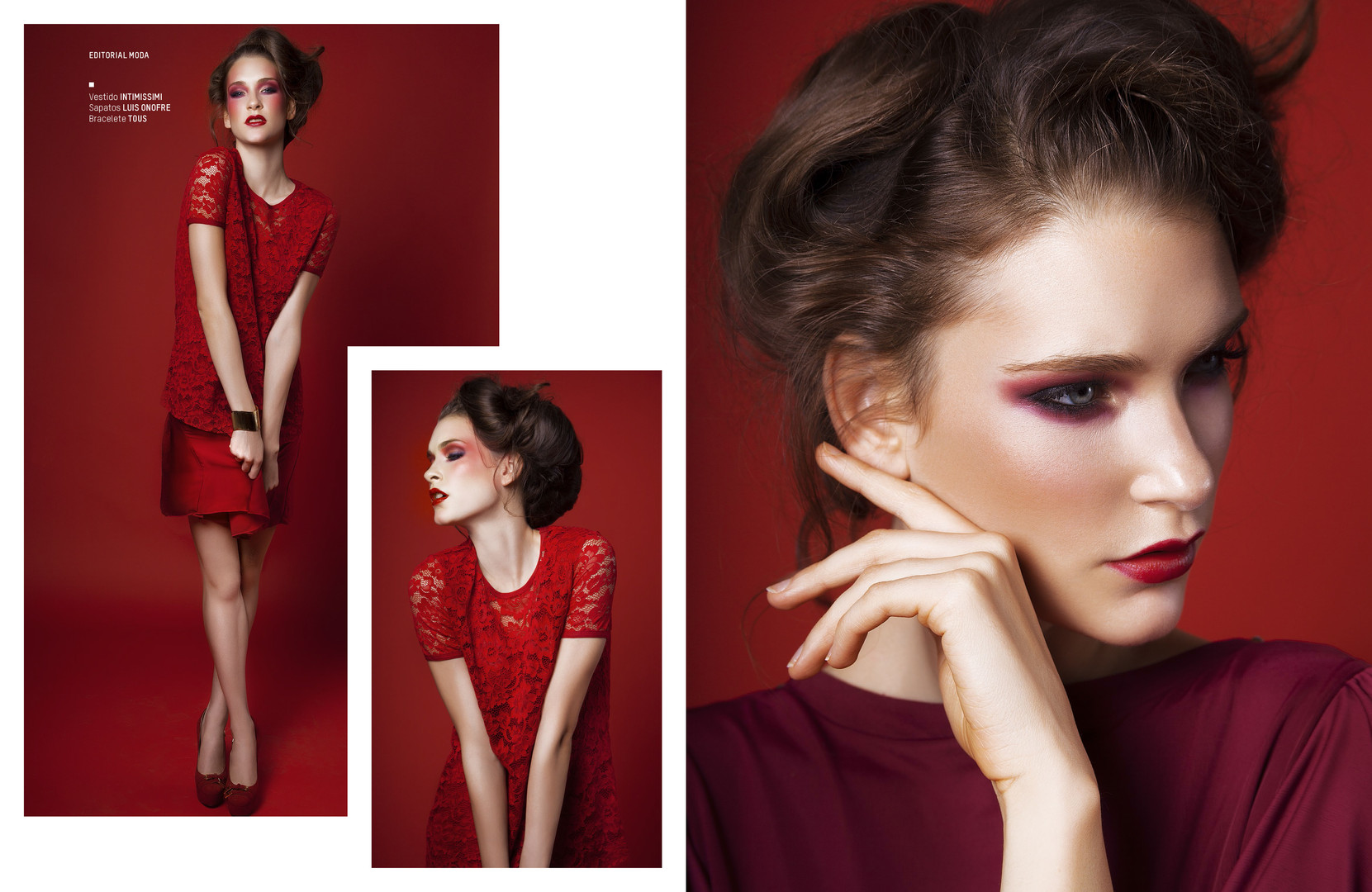RED FLOWERS – FASHION EDITORIAL FOR EDIT MAGAZINE PORTUGAL