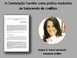 A Constelação Familiar como prática mediativa de tratamento de conflitos