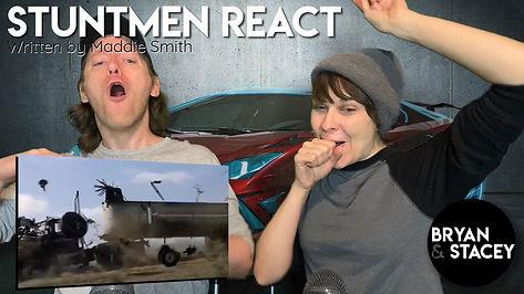 Stuntmen React