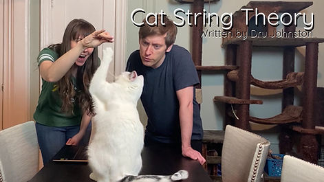 Cat String Theory