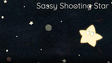 Sassy Shooting Star