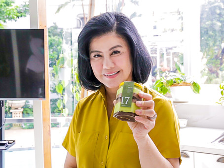 Perjalanan Desiree Sitompul, Ibunda Bams eks Samson Membangun Bisnis Kuliner Online