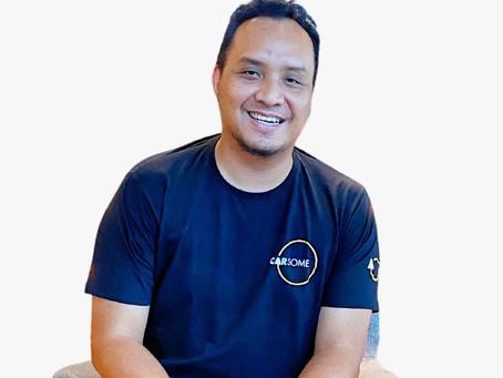 Tunjuk Delly Nugraha Pimpin Carsome di Indonesia, Optimis Industri Mobil Bekas Akan Bangkit