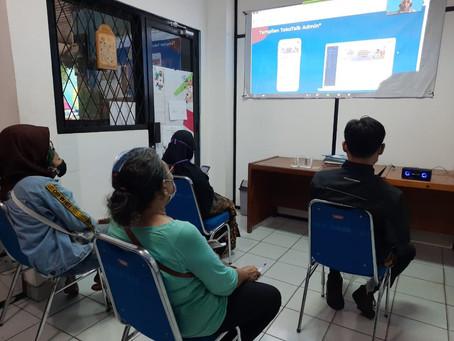 Pemprov DKI Jakarta Kolaborasi dengan Startup TokoTalk Ajak UKM se-Jakarta Berjualan Online