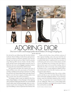 Adoring Dior