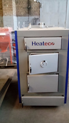 RHI compliant  HeatEco 98kw pellet boiler