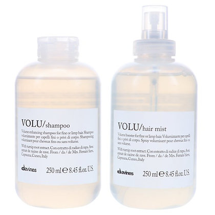 shampooing et Hair mist