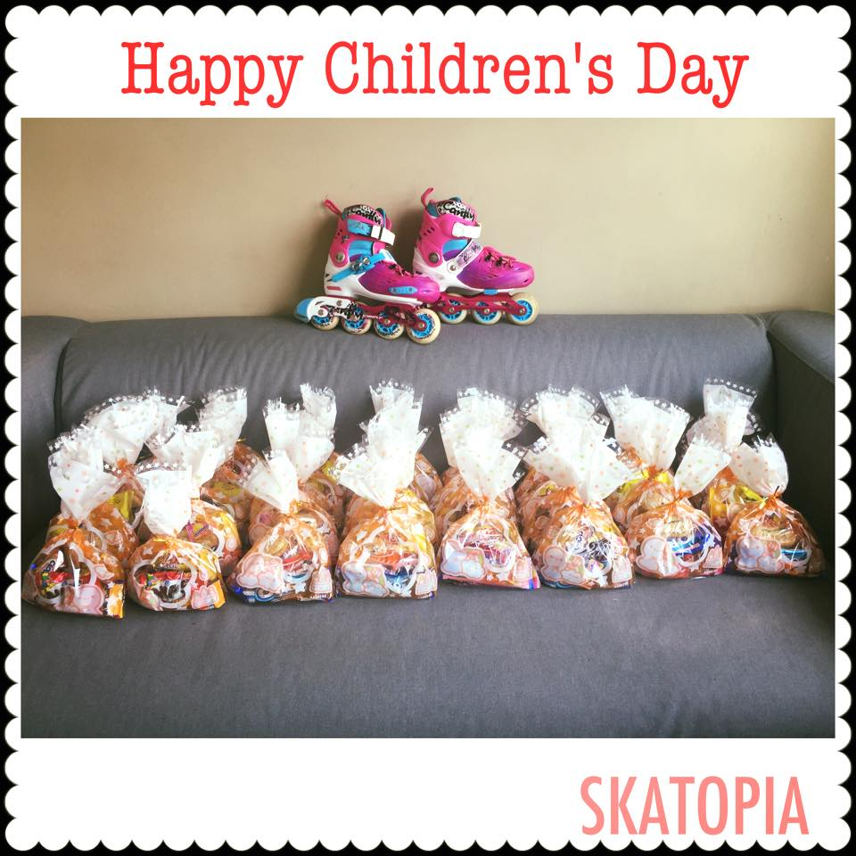 Children Day's gift