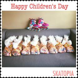 Children Day's gift