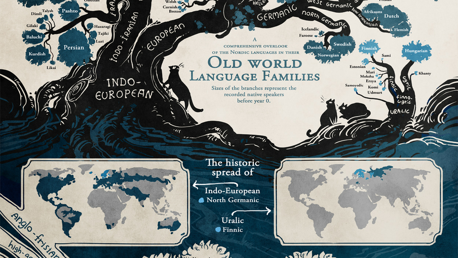 Language: The Essence of Culture   by Kelsey Holmes, Greenheart.