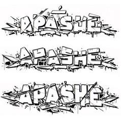 3 apashe