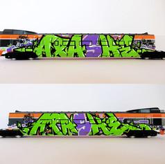 Miniature train 3