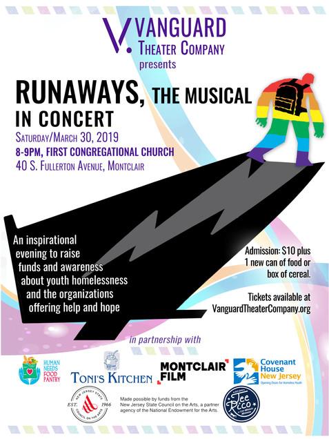 Runaways Benefit Concert 2019