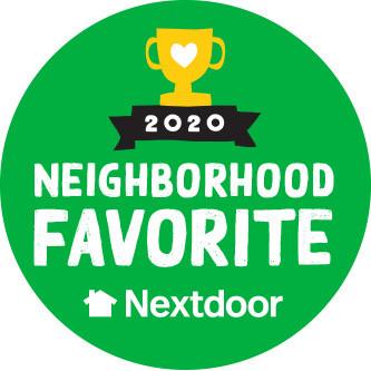 Next Door Favorite Award!
