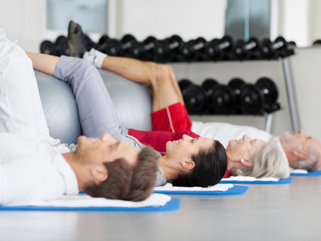 Caregivers Can Help the Patient Exercise