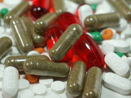 Mixing Supplements with Medication