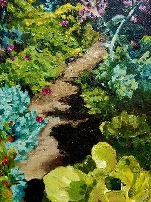Succulents & Sage