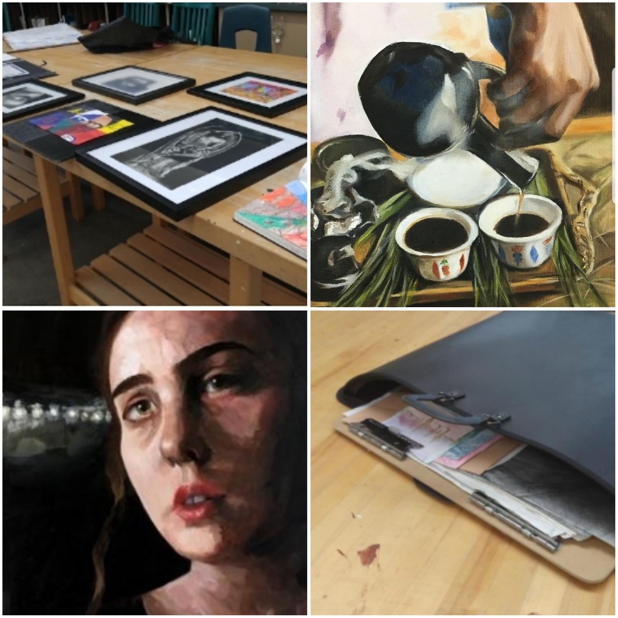 Art College Portfolio Review & Advising