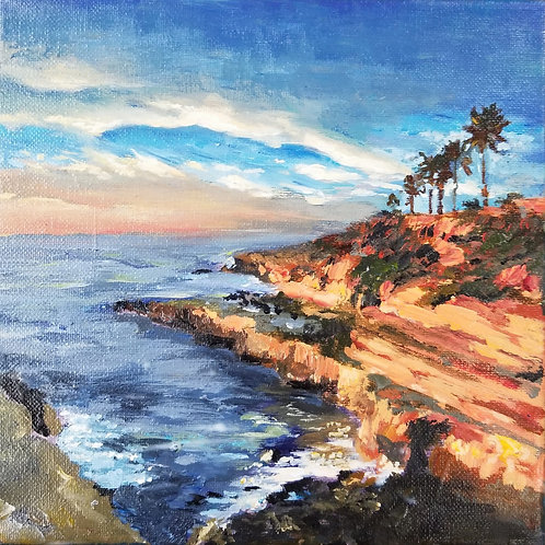 Sunset Cliffs Study